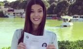 Larissa Gacemer Türk vatandaşı oldu
