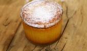 Limonlu akışkan kek