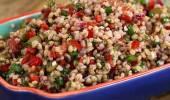 Siyez Bulguru Salatası tarifi