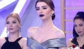 136. bölüm Aleyna Eroğlu podyumda