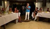 Türk-Yunan yarışmacılar Fedon ile muhteşem bir akşam geçirdiler