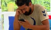 Serhat Akın, oğlu Enes ile konuştu! Gözyaşlarına zor hakim oldu...