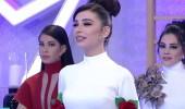 151. bölüm Aleyna Eroğlu podyumda
