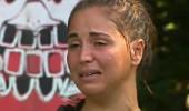 Berna, gözyaşlarına boğuldu!