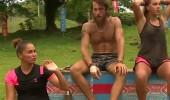 Berna ve Ogeday bench'te tartıştı!