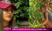 Tuğçe Melis: Survivor'dan sonra 7 kilo aldım