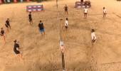 Survivor 2017'de heyecan dolu voleybol maçı!