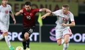 Makedonya: 0  Türkiye :0 | 2018 Dünya Kupası Hazırlık Maçı
