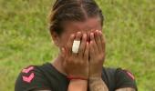 Elif seremonide gözyaşlarını tutamadı!