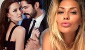 Rus modelden Fahriye Evcen'i kıskandıracak mesaj