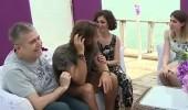 Ogeday 5 ay sonra ailesini gördü! Gözyaşları sel oldu aktı...