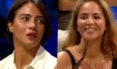 Sabriye ve Berna'nın kahkahaya boğan görüntüleri! Survivor 2017'de neler yaşadılar?