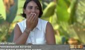Sabriye'nin gözyaşları! Panorama yorumcuların övgüleri onu duygulandırdı...