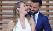 Alişan ile Eda Erol nişanlandı! Geceden çok özel görüntüler...