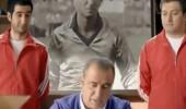 Fatih Terim'in unutulmaz reklam filmleri