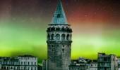 Kuzey ışıkları Türkiye'de olsa nasıl olurdu?