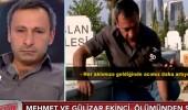 Mehmet ve Gülizar Ekinci ilk kez oğulları Hakan'ın mezarında...