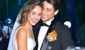 Bora Akkaş ve Seda Türkmen'in düğününden en özel görüntüler