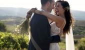 Azra Akın'ın düğününden en özel görüntüler