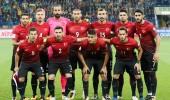 Türkiye-Hırvatistan maçı heyecanı TV8'de!