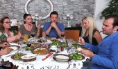 Masada salata tartışması!