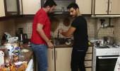 Mutfakta görünmez kaza