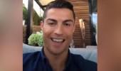 'Come to Beşiktaş' çılgınlığına Ronaldo da katıldı!