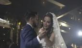 Rüzgar Erkoçlar'ın muhteşem düğününde neler yaşandı?