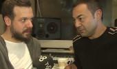 Serdar Ortaç yeni şarkılarını ilk kez dinletti