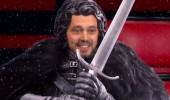 O Ses Türkiye'de Game Of Thrones rüzgarı!