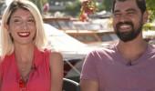 Dilek-Onur çifti hayallerindeki evi anlattı