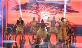 Estia Grubu'nun dans gösterisi