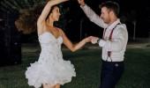 Azra Akın ve eşinden muhteşem dans performansı