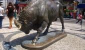 Kadıköy'deki boğa heykelinin hikayesini biliyor musunuz?