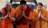 Bir Baba Hindu TV8'de...