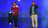 Mizad'ın beatbox ve rap gösterisi