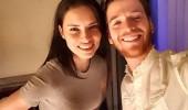 Adriana Lima'dan 5. ay kutlaması