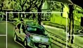 O aracın termal görüntüleri yayınlandı! Şoke eden görüntüler...