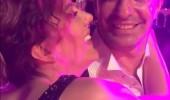 Erkan Petekkaya'nın eşiyle romantik anları