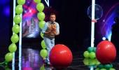 Mehmet Mahmut Erdem'in balon gösterisi