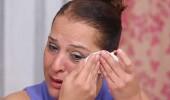 Ev sahibi gözyaşlarına boğuldu!
