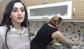 Gizem hanımdan mutfak kontrolü