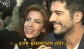 Burak Özçivit ve Murat Boz izdihamı!