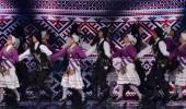 Akhok Halk Oyunları dans gösterisi