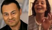 Serdar Ortaç'ın annesi sosyal medyayı salladı
