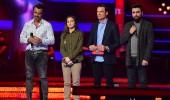 Aleyna Şakacı, Ferhat Odabaşı ve Hasan Günyüz'ün ikinci tur eşleşmesi