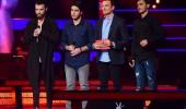 Güneş Gülsever, Serdar Fehimoğlu ve Görkem Velioğlu'nun ikinci tur eşleşmesi