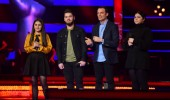 Selenay Dağdelen, Berin Şefika ve Berk Arık'ın ikinci tur eşleşmesi