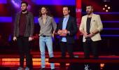 Furkan Şaroğlu, Can Yelkenci ve Haktan İpek'in ikinci tur eşleşmesi