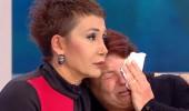 Gözyaşları sel oldu aktı! Acılı annenin Hande'siz 17 yılı...